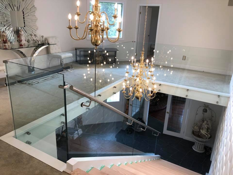 Glass Railings – Safety, beauty, and elegance